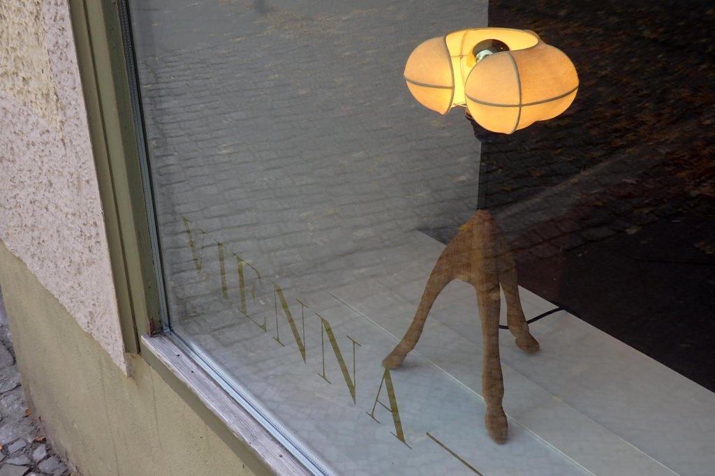 "Tablelamp ""Rosi"" by Konrad Friedel, lim. Edition 2/5"