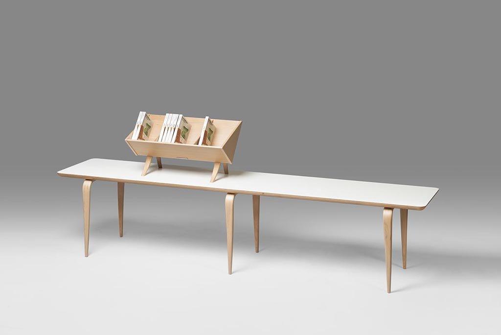 Mi 597 Annika Table, 180x60cm