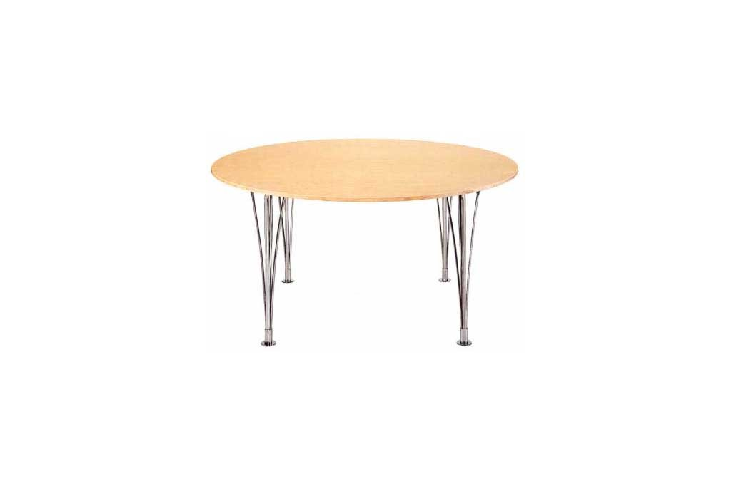 Tables with Expansionlegs, several sizes