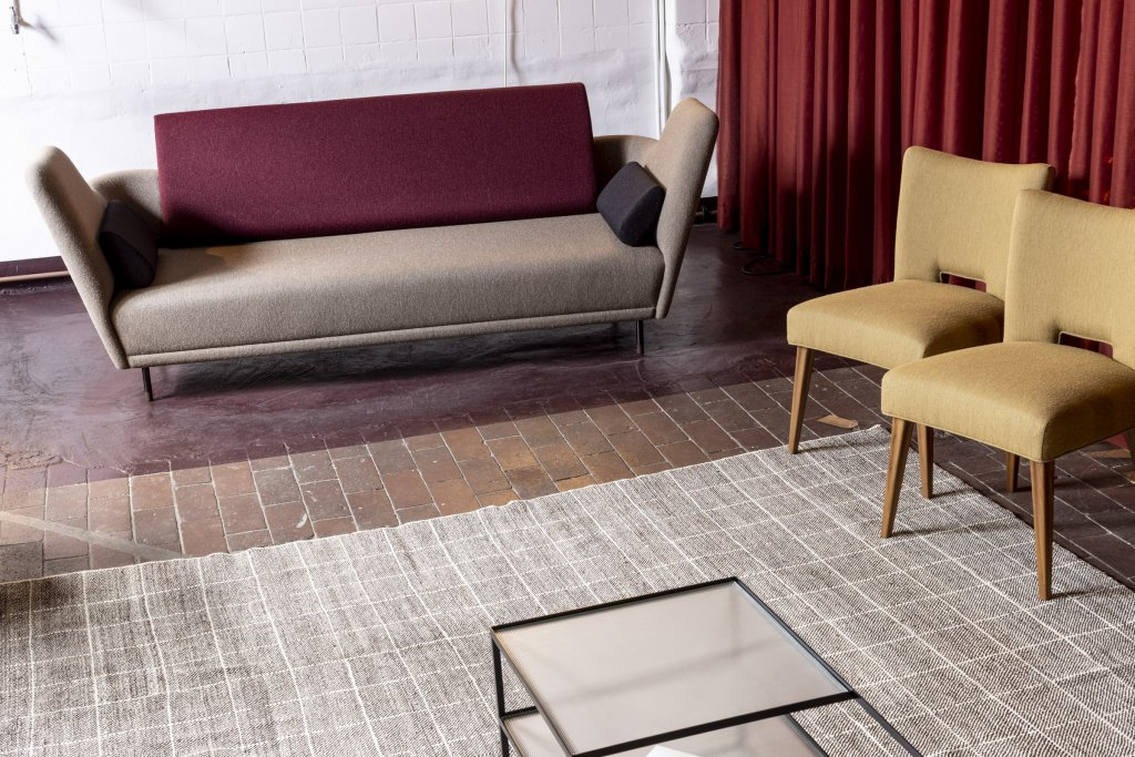 Finn Juhl collection in our showroom