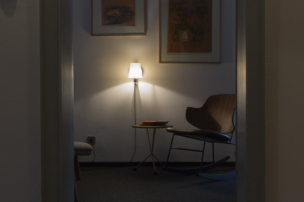 Exhibition at the Hotel Chelsea, 2014, Krems