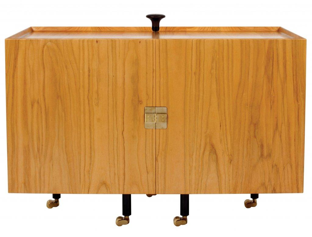 Glove Cabinet, 1961