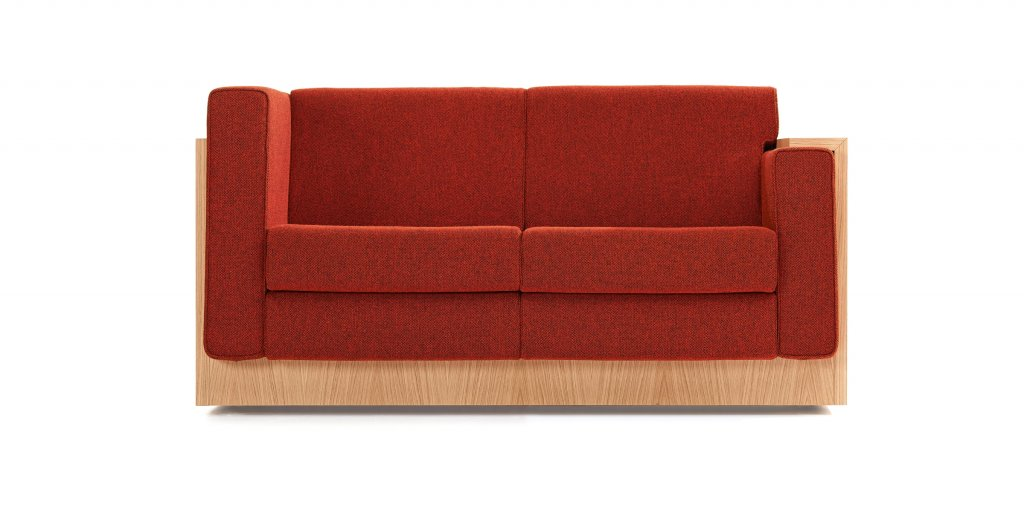 Alpha Seating, Sofa, 1929
