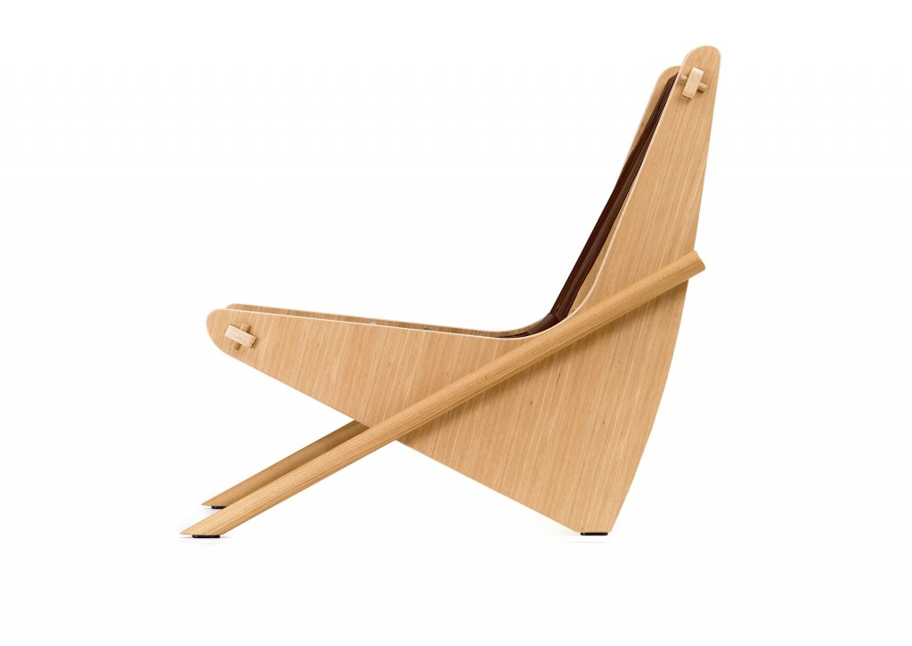Boomerang Chair, 1942
