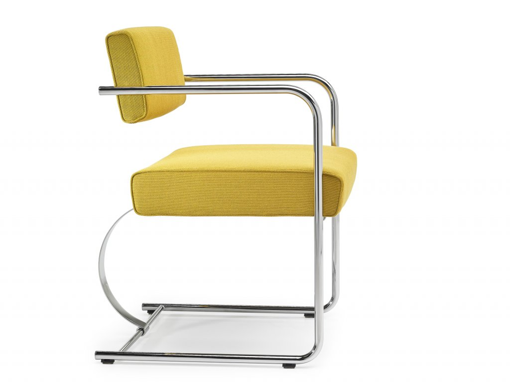 Cantiliver Chair, Steel, 1942