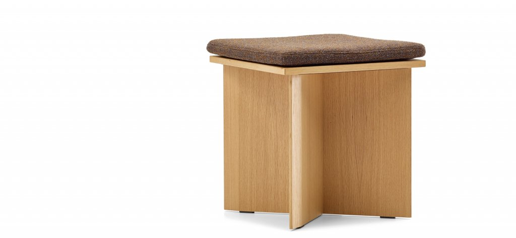 Channel Heights Stool, 1942