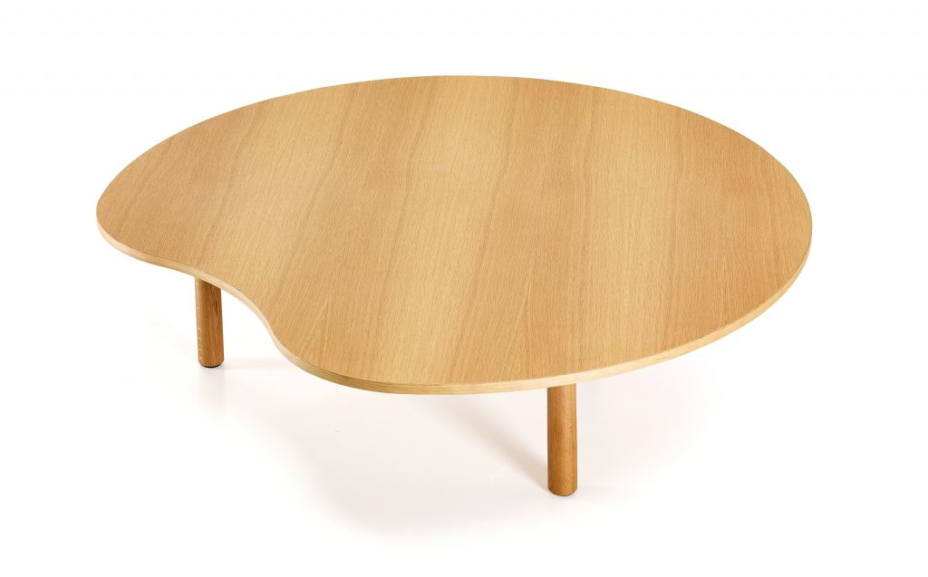 Low Organic Table, 1945