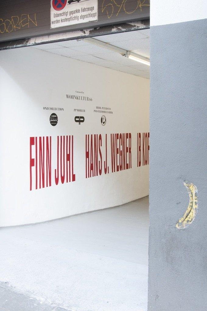 Exhibition at the Kunstverein Kölnberg, 2016 - Artwork: Büro Ballmann Weber, Hamburg www.ballmannweber.de