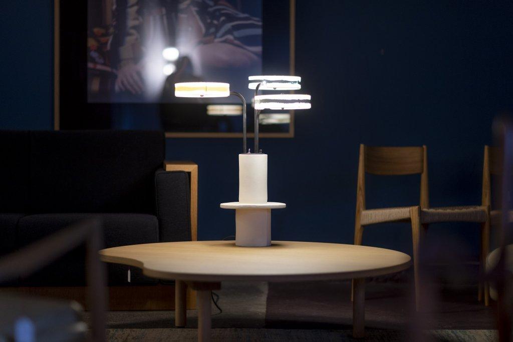 Tablelamp SebOni by Konrad Friedel & Sebasstien de Ganay
