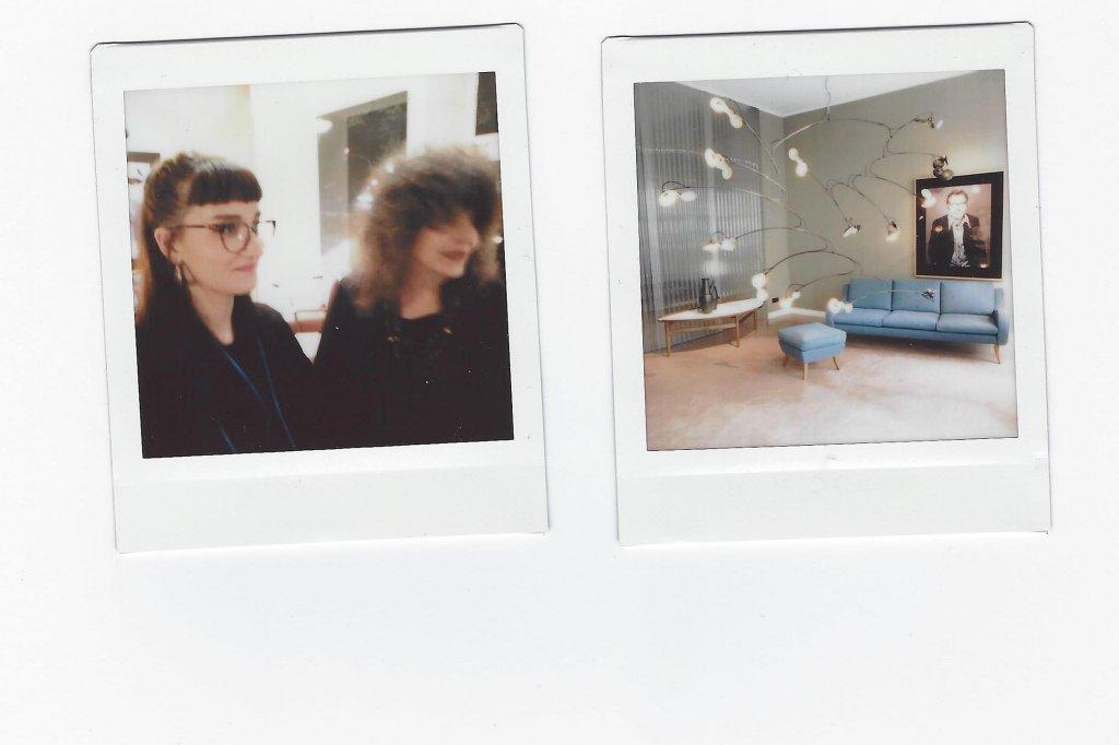 left: Sophie & M2